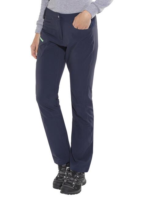Millet W's Trekker Stretch Pants ink/pool blue
